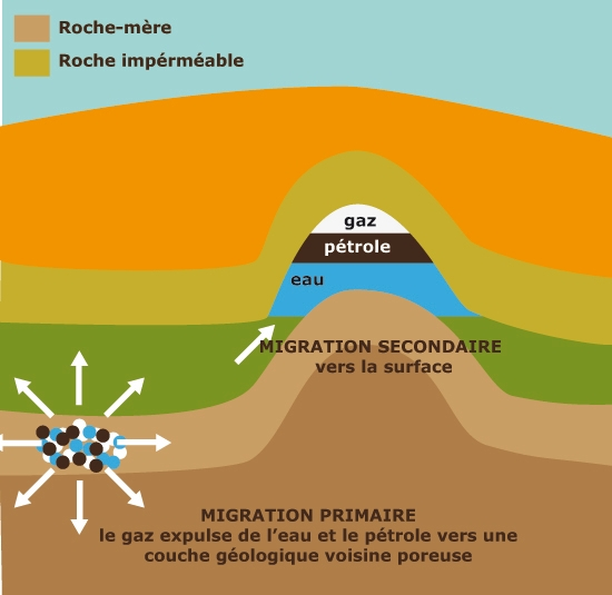 datation des combustibles fossiles