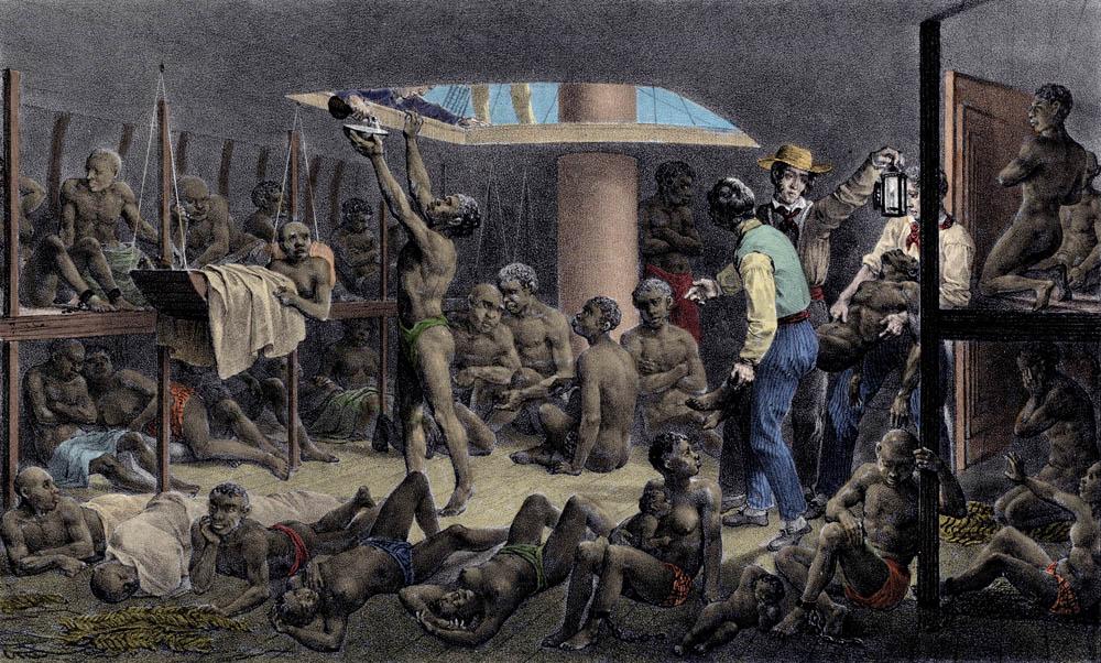 La traite des esclaves - Maxicours