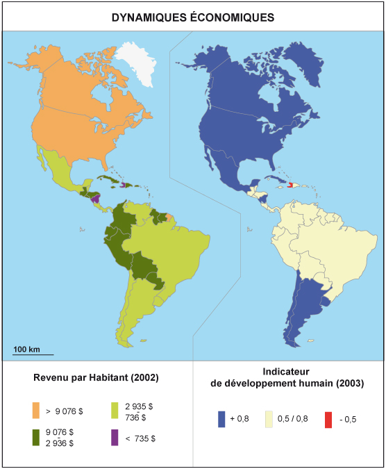 histoire geographie et economie du bresil
